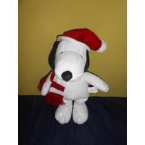 Peluche Snoopy Hallmark 33 Cms Navidad