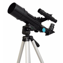 Telescopio Black Twinstar 60mm Compact Kids Refractor