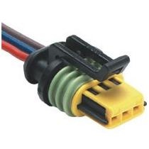 Conector Chicote Cabo Fio Plug Sensor De Posição Borboleta
