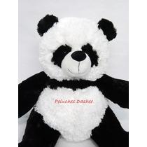 Oso Panda Peluche (48cm) Extrasuave Importado