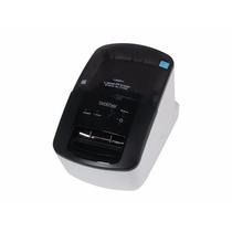 Brother Ql710w Impresora Termica Etiqueta Codigo Barras Wifi