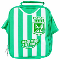 Lonchera Camiseta Atletico Nacional