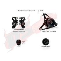 Kit Slider Procton Racing Xj6 F Xj6f - 4 Peças