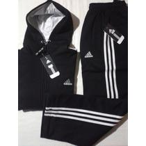 Conjunto Adidas Hombre Campera Y Pantalon Envio Gratis!!