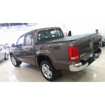 Volkswagen Amarok Highline Pack 4x4 Manual Tasa 0% Oferta Vw