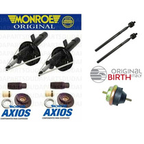 Amortecedor + Kit 206 207 - Original Monroe Axios Birth