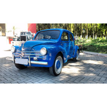 1949 Renault 4cv Tags R4 Rabo Quente Dauphine Gordini