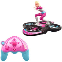 Hoverboard Barbie - Controle Remoto - Aventura Nas Estrelas