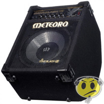 Cubo Amplificador De Baixo Meteoro Star Black 12 Kadu Som