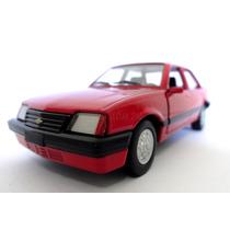 Carro Miniatura Metal Clássicos Nacionais Monza 1984 Extra