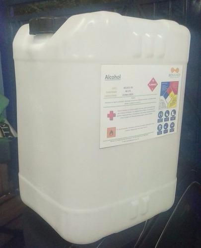 Alcohol et lico para chimenea no toxico etanol 20 litros for Chimeneas de alcohol