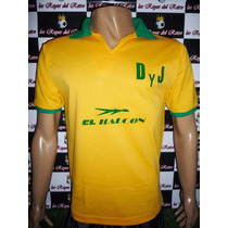 Camiseta De Defensa Y Justicia Retro