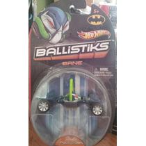 Hot Wheels Batman Ballistiks Azul