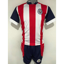 Uniforme Marca Gool Varias Tallas Chivas Guadalajara