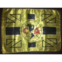 Bandera Autografiada América 2015-2016
