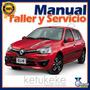 Manual De Taller Y Reparacion Renault Clio