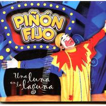 Piñon Fijo - Una Luna En La Laguna.! Cd Original 2014.!!!