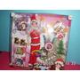 Muñeco Kent De Navidad Santa Clauss 100% Importado