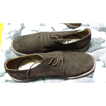 Zapato De Gamuza Hombre Talla 42