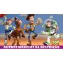 Painel Decorativo Festa Infantil Lona Toy Story 2,0x1,0m