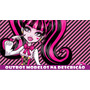 Painel Decorativo Festa Lona Banner Monster High 2x1m