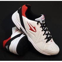 Zapatillas Topper Modelo Tenis Rookie Color Blanco