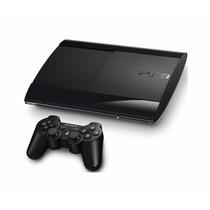 Playstation 3 500gb+hdmi-gtia. 6 Meses-fc Aob