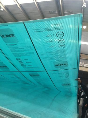 L mina de policarbonato 6 mm marca glanze herralum calidad - Policarbonato blanco precio ...