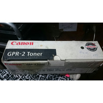 Tóner Gpr2 Original.