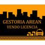 Vendo Licencia De Taxi 2008 - Lista Para Transferir