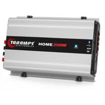 Amplificador Taramps Home 250w Rms C/ Usb Bluetooth