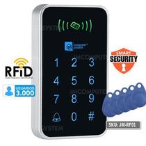 Control De Acceso Rfid Wiegand Para Puertas 3000 Usuarios