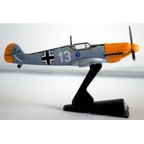 Avião Alemão Messerschmitt Me-109 Bf Luftwaffe 1/87 2 Guerra