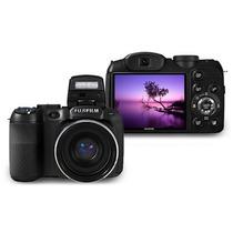 Câmera Digital Fujifilm Finepix S2950 Preta