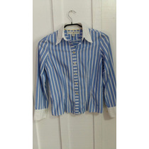 Camisa Feminina Tommy Hilfiger Importada Usada Pp