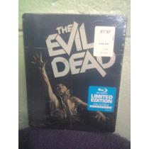 Blu Ray Ed Especial De Lata Evil Dead Despertar Del Diablo 1