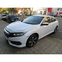 Honda Civic Ex Sed 2.0 16v Flex Autom Completo 0km 2017