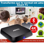 Google Tv Box M8s 4k Quad Core Android 4.4 Smarttv Hdmi Wifi