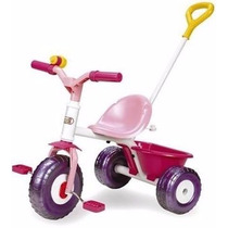 Triciclo Pink Metal Nena Rondi Bebecity