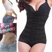 Faja Reductora Mujer Modeladora Corset Cinturilla