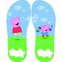 10 Chinelos Personalizados Peppa Pig Aniversario 120,00