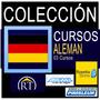 Colección Curs Aprende Aleman (domina El Idioma) Alemania