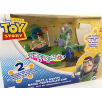 Buzz Y Woody Radio Control Toy Story Control Remoto Fn4