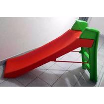 Tobogán Infantil 3 Esc Reforzado Uso Intensivo Exterior