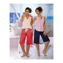 Pijamas Lencatex Talles Del S Al Xxl. Envios En El Día!!