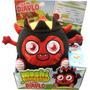Moshi Monsters Peluche Diavlo Con Sonido Nuevo-minijuegosnet