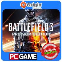 Battlefield 3 Premium Edition Ea Origin Cd-key Global