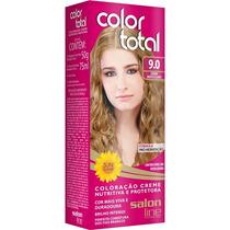 Coloração Permanente Color Total 9.0 Louro Muito Claro