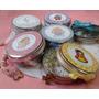 Set De 12 Latitas Personalizadas Con Denarios Artesanales