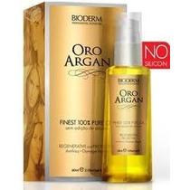 Óleo Bioderm Oro Argan 60ml 100% Pure Oil Sem Silicone